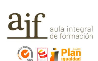 AULA INTEGRAL DE FORMACIÓN S.L.