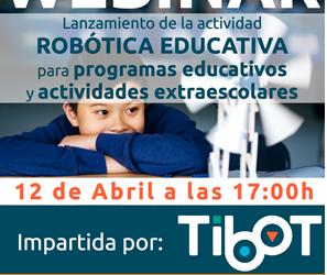 Acuerdo con TIBOT especialistas en material de robótica educativa
