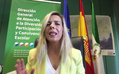 Las empresas de ocio educativo se reúnen con la nueva directora general de atención a la Diversidad, Participación y Convivencia Escolar.