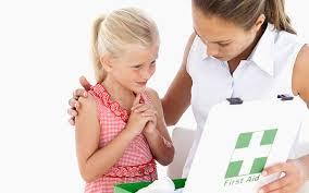 Primeros Auxilios con infancia y juventud