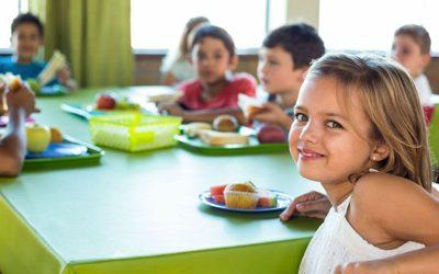 Monitor/a de comedores escolares. Especialización de hábitos saludables